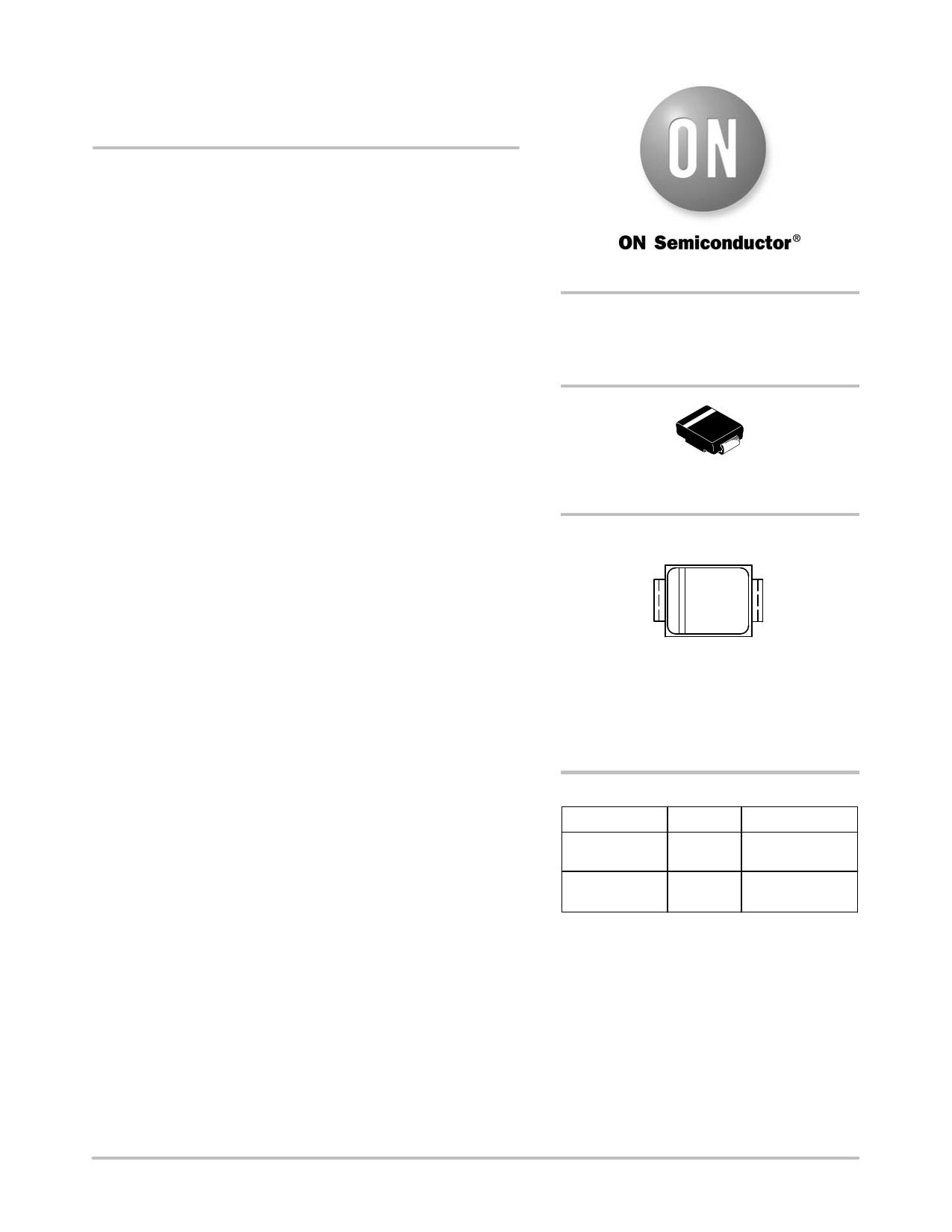 NRVBS240LT3G دیتاشیت PDF