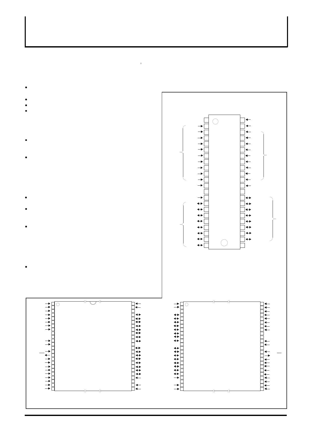 M5M29FT800VP-80 Datasheet, ピン配置, 機能