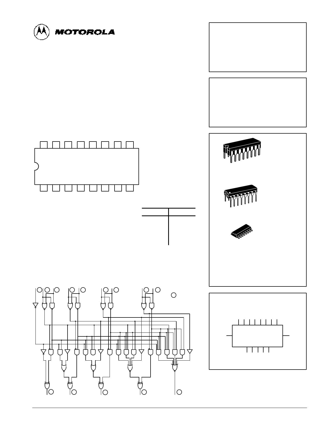 74LS83A datasheet, circuit