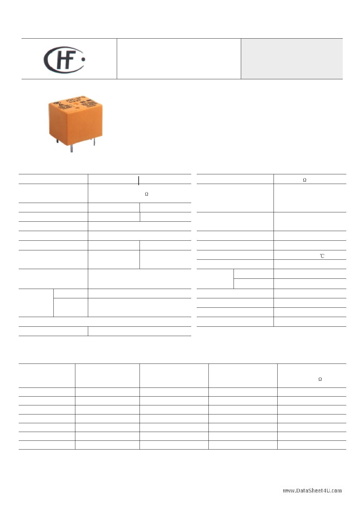 JQC-3FG دیتاشیت PDF