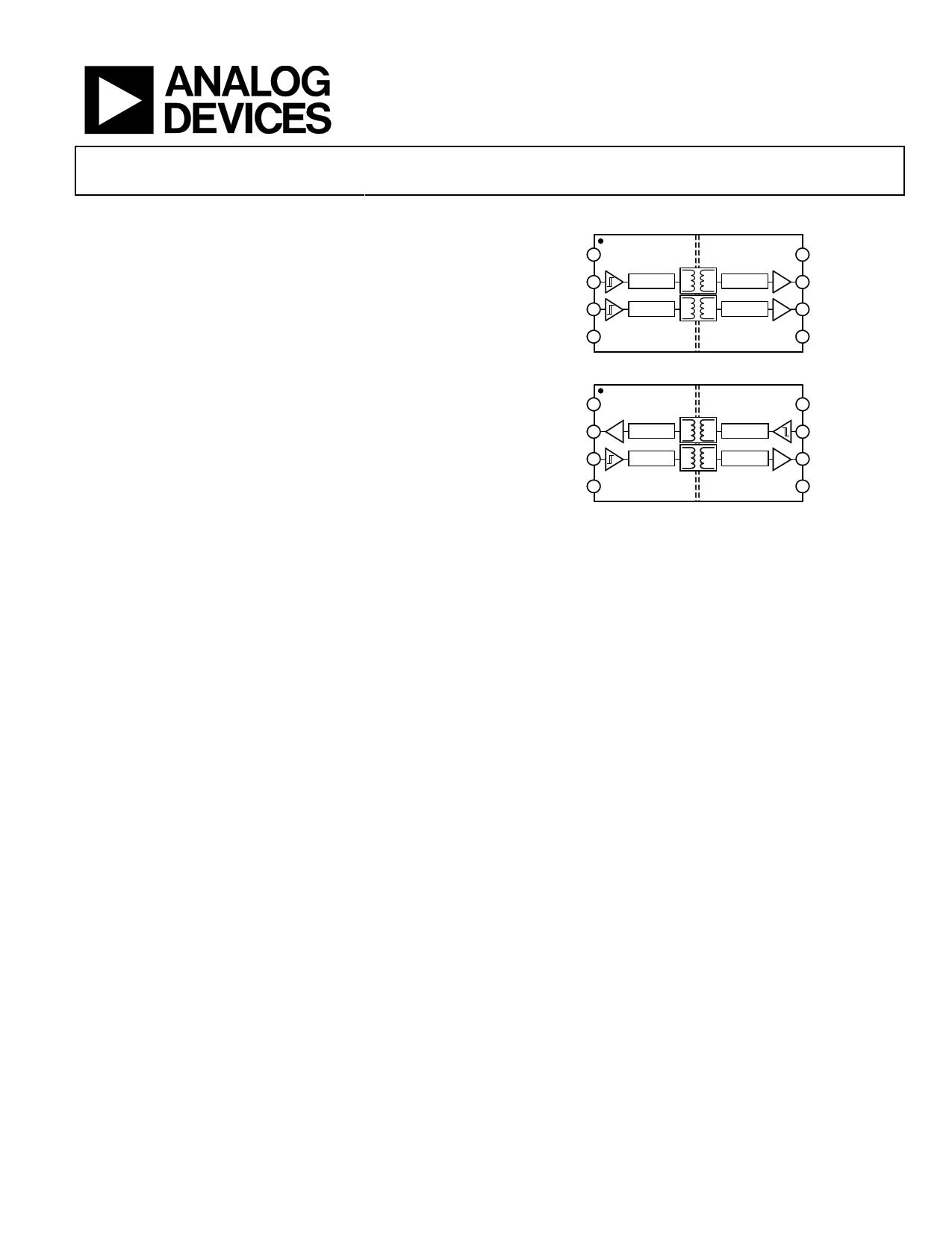 ADuM120N دیتاشیت PDF