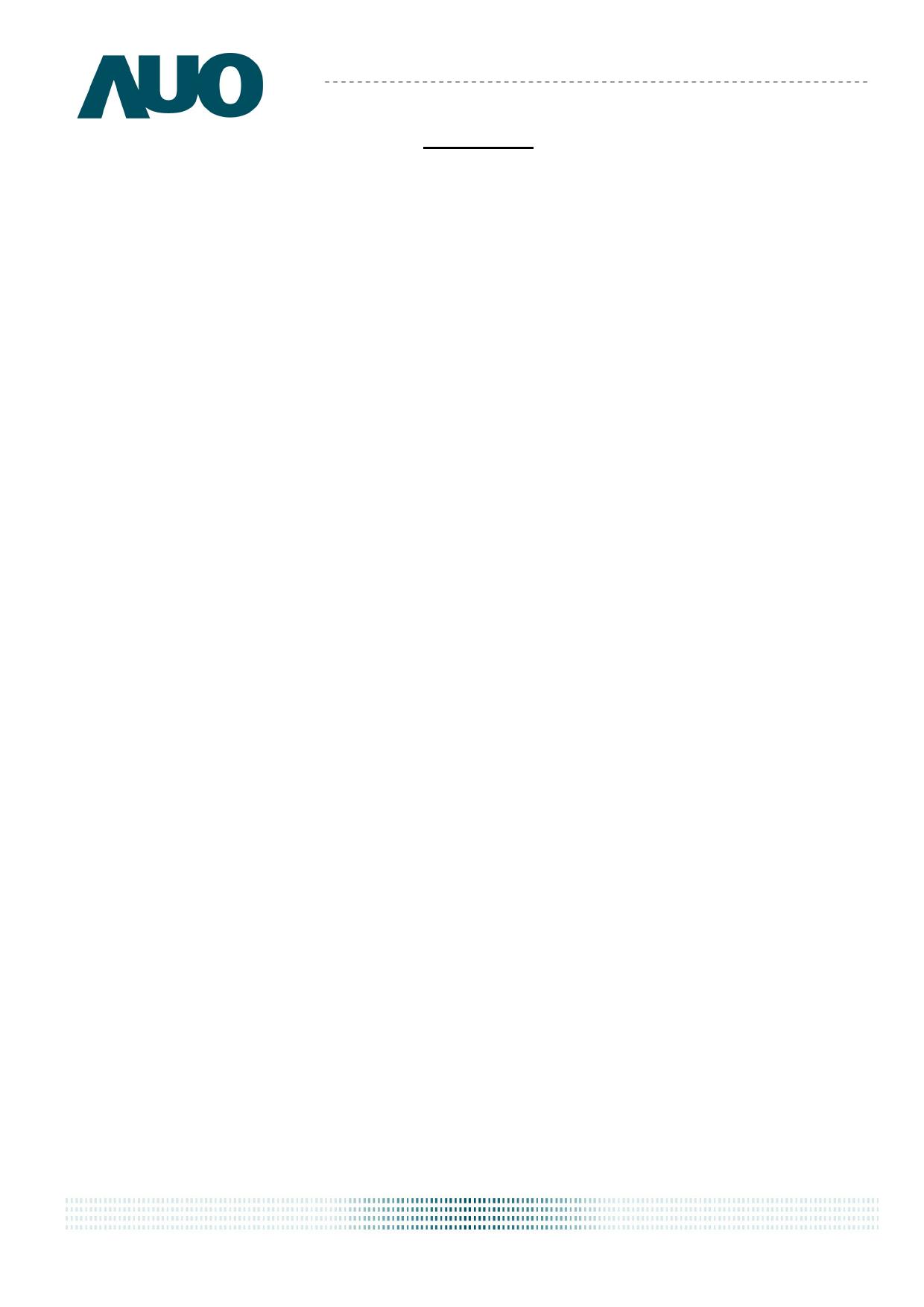 G070VW01_V1 Даташит, Описание, Даташиты