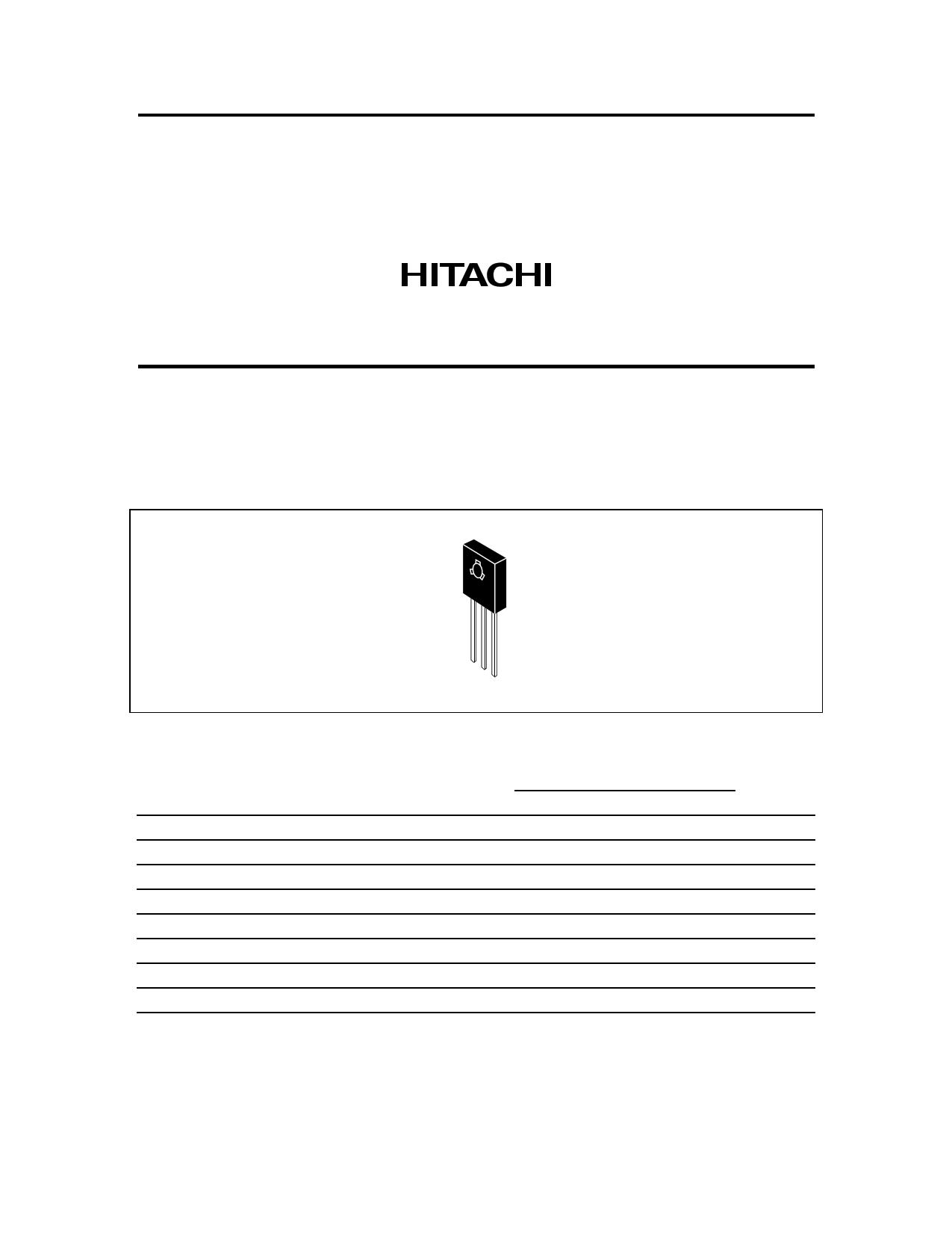 2SB648 datasheet, circuit