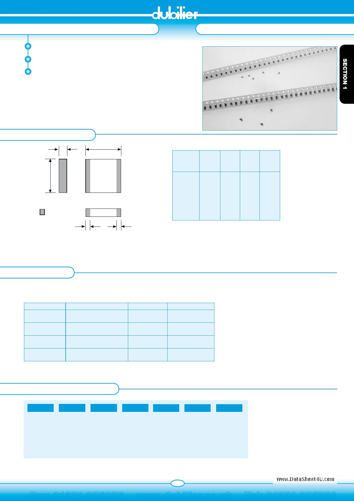 B0402R104KN دیتاشیت PDF