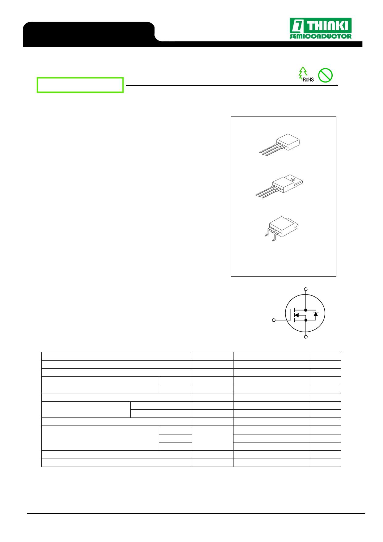 P55NF06 datasheet