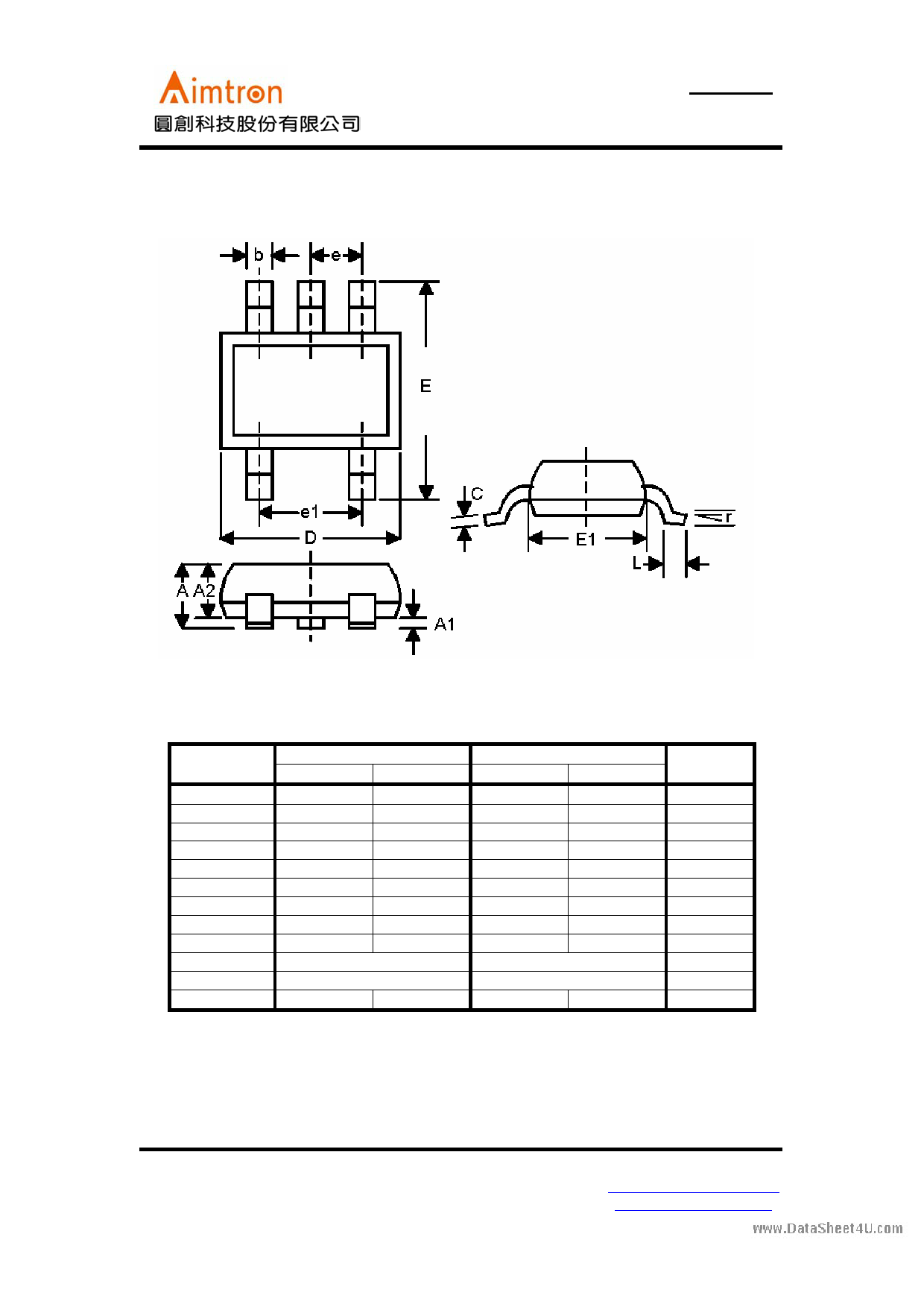 AT1201 電子部品, 半導体
