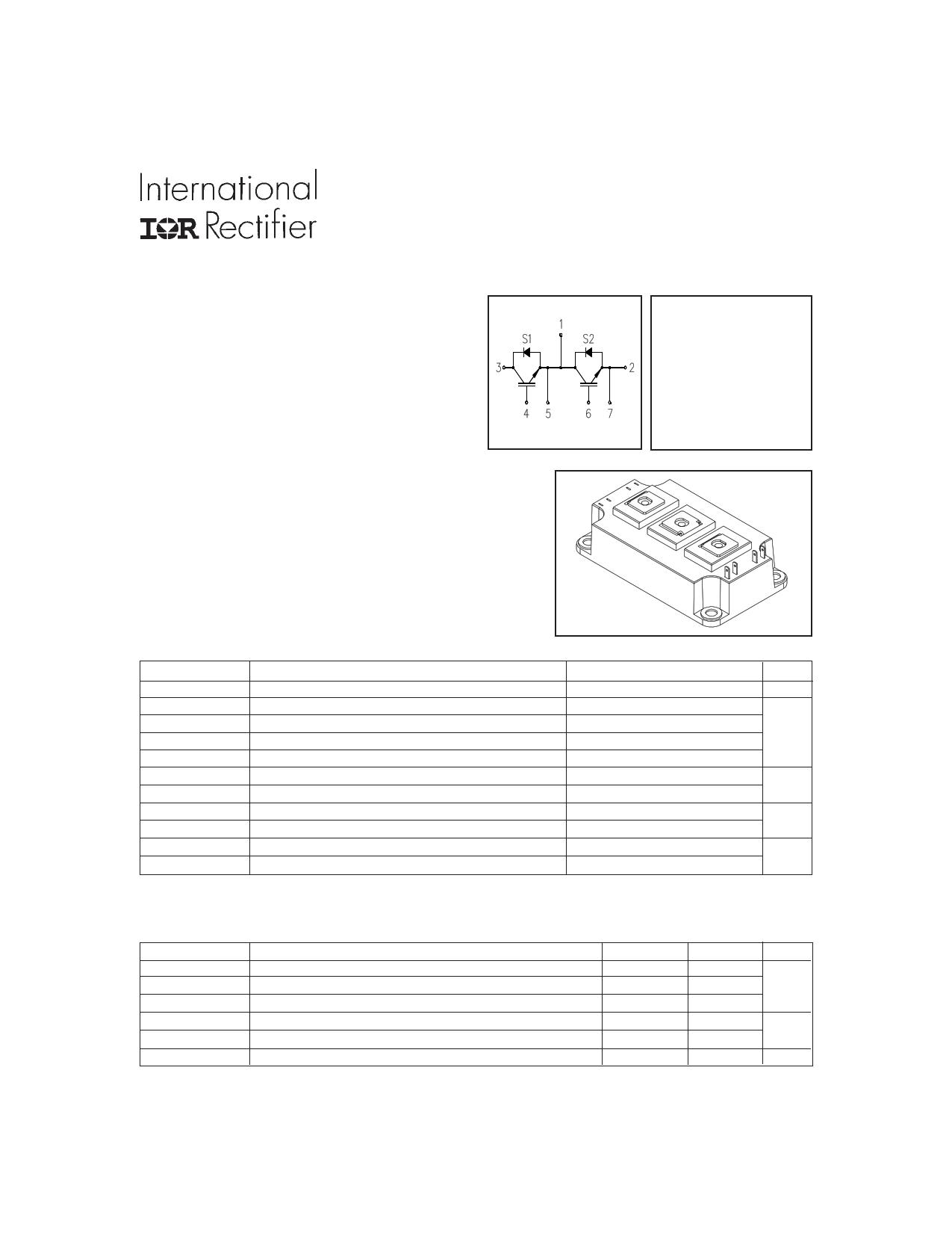 GA400TD60U datasheet