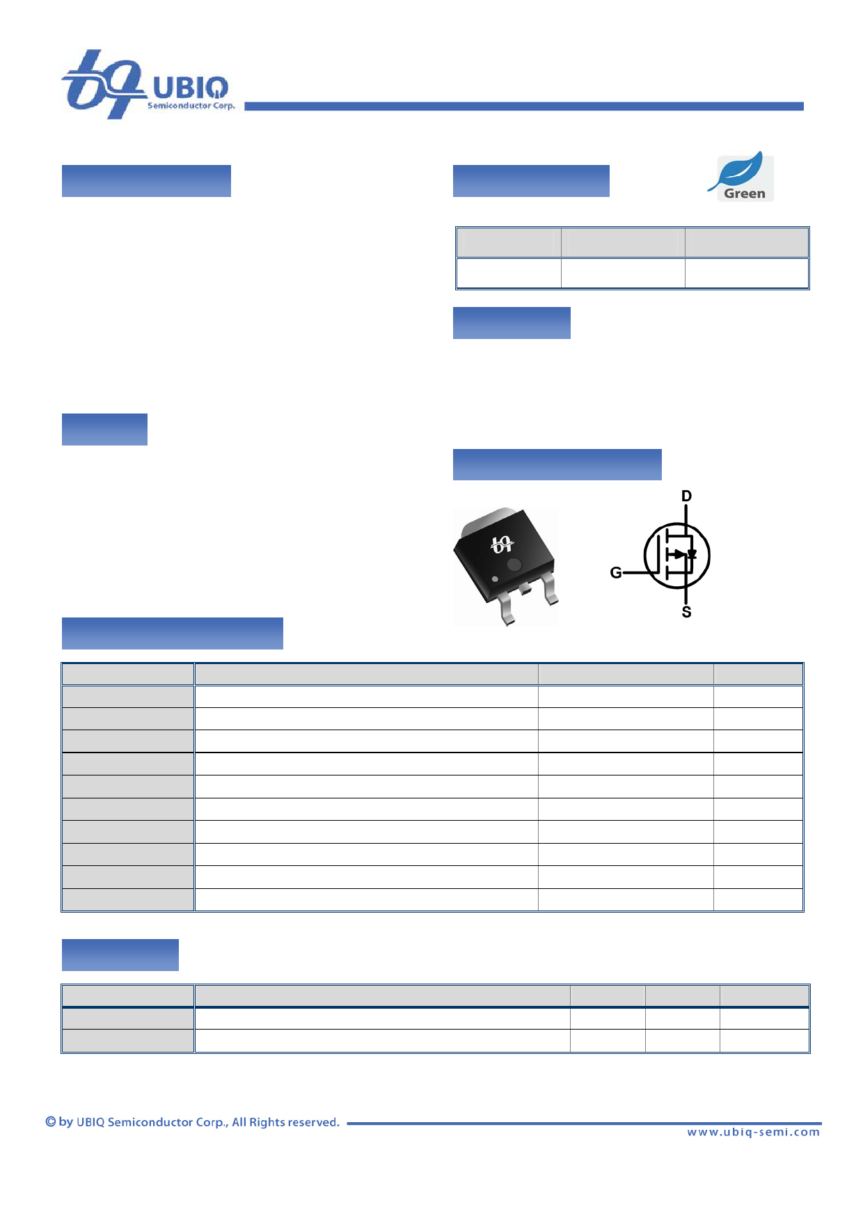 QM4013D 데이터시트 및 QM4013D PDF