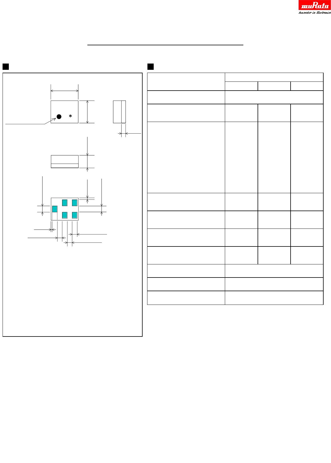 SAFFB1G50FL0F0A 데이터시트 및 SAFFB1G50FL0F0A PDF