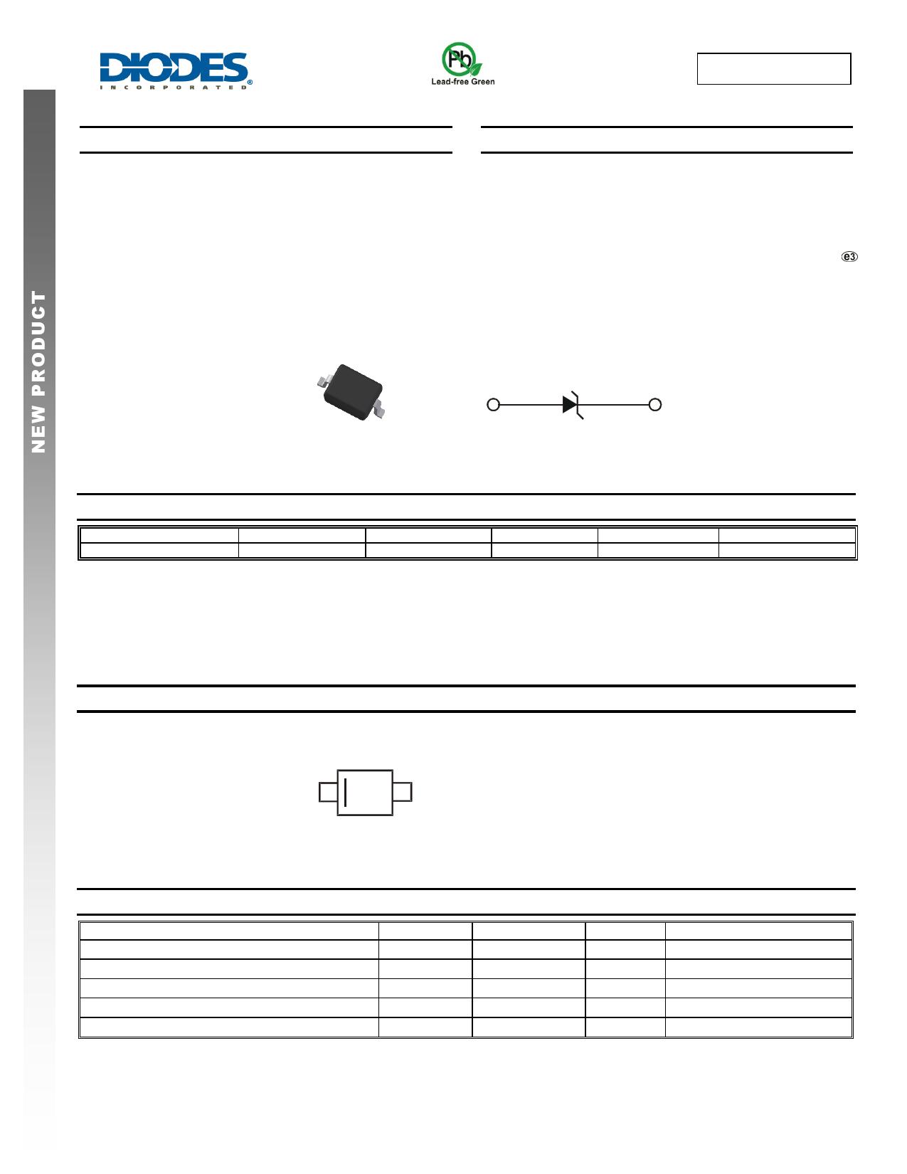 D12V0H1U2WS Datasheet, D12V0H1U2WS PDF,ピン配置, 機能