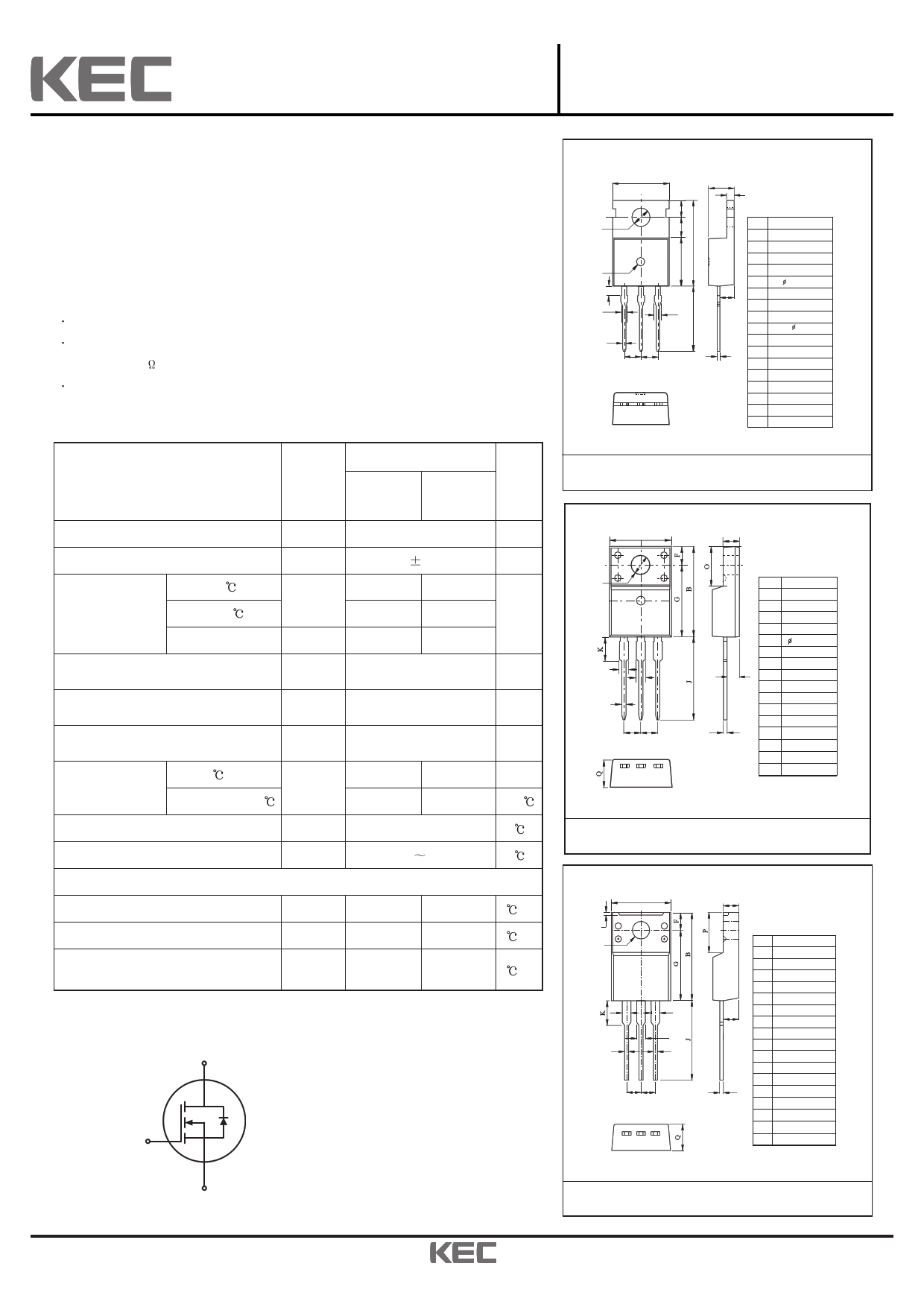 011N40P1 Hoja de datos, Descripción, Manual