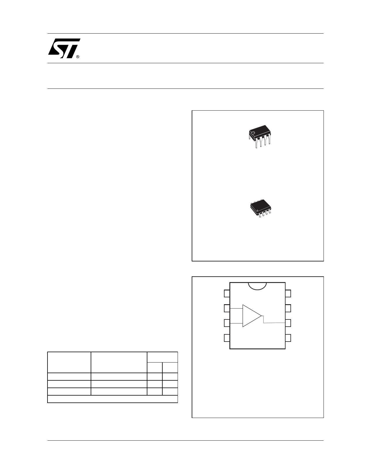 TS271CB Datasheet, TS271CB PDF,ピン配置, 機能