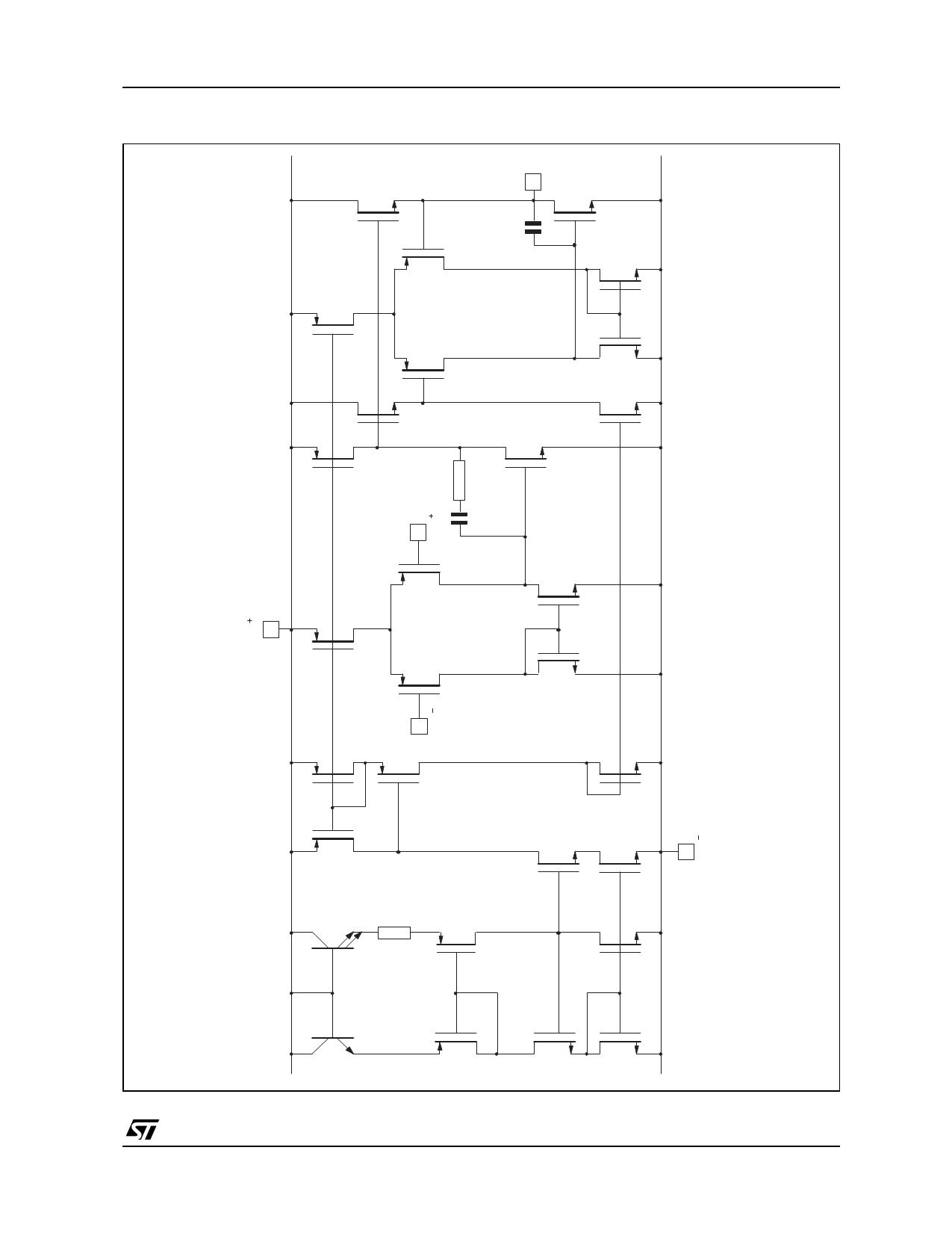 TS271CB pdf, ピン配列
