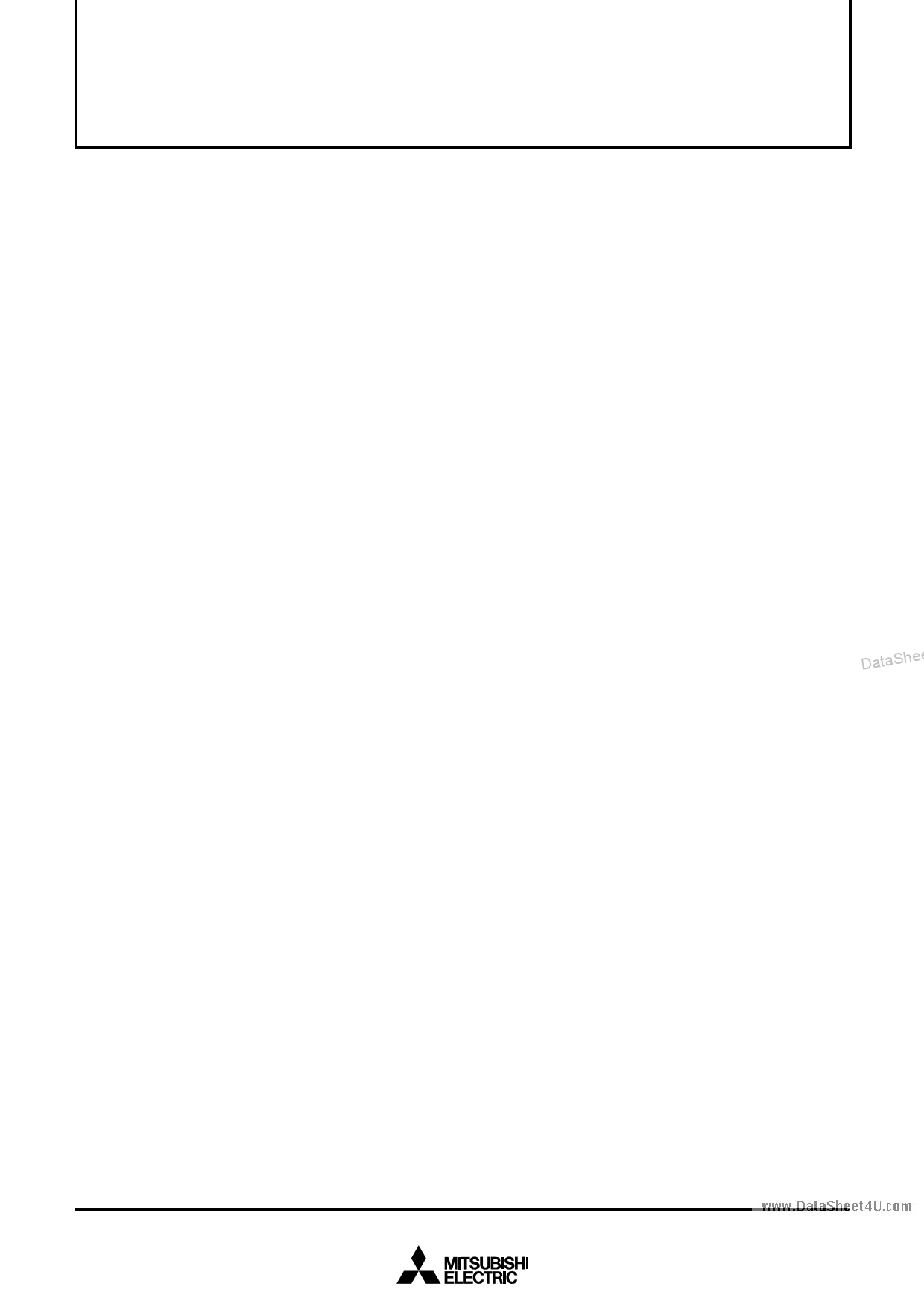 M37902FJCHP دیتاشیت PDF