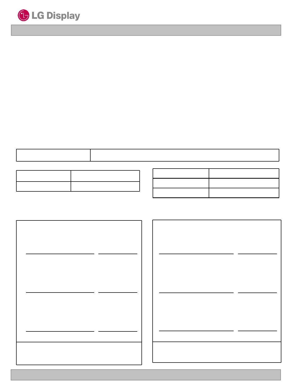 LC320DXY-SHA5 datasheet