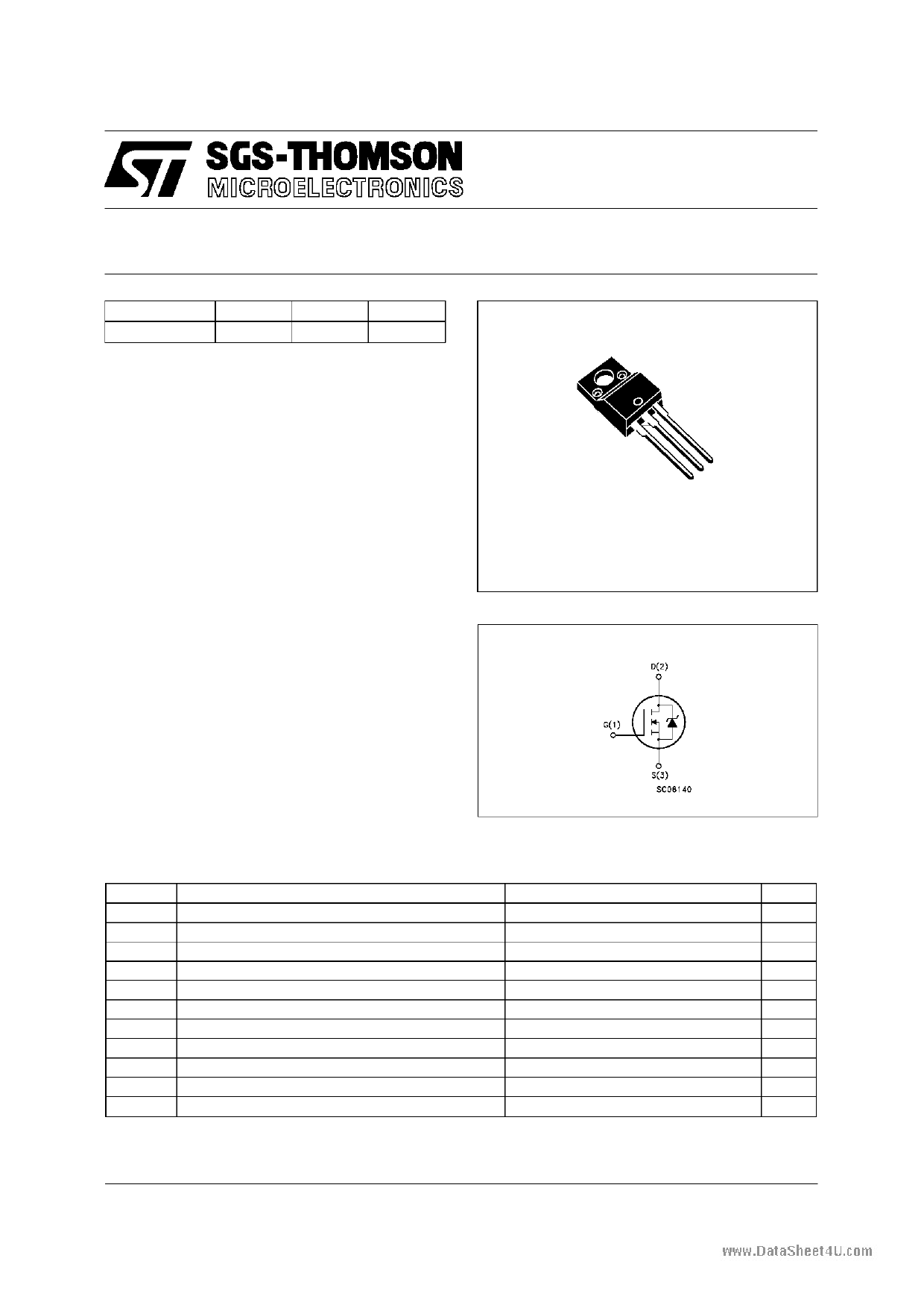 P6NA60FP Datasheet, P6NA60FP PDF,ピン配置, 機能