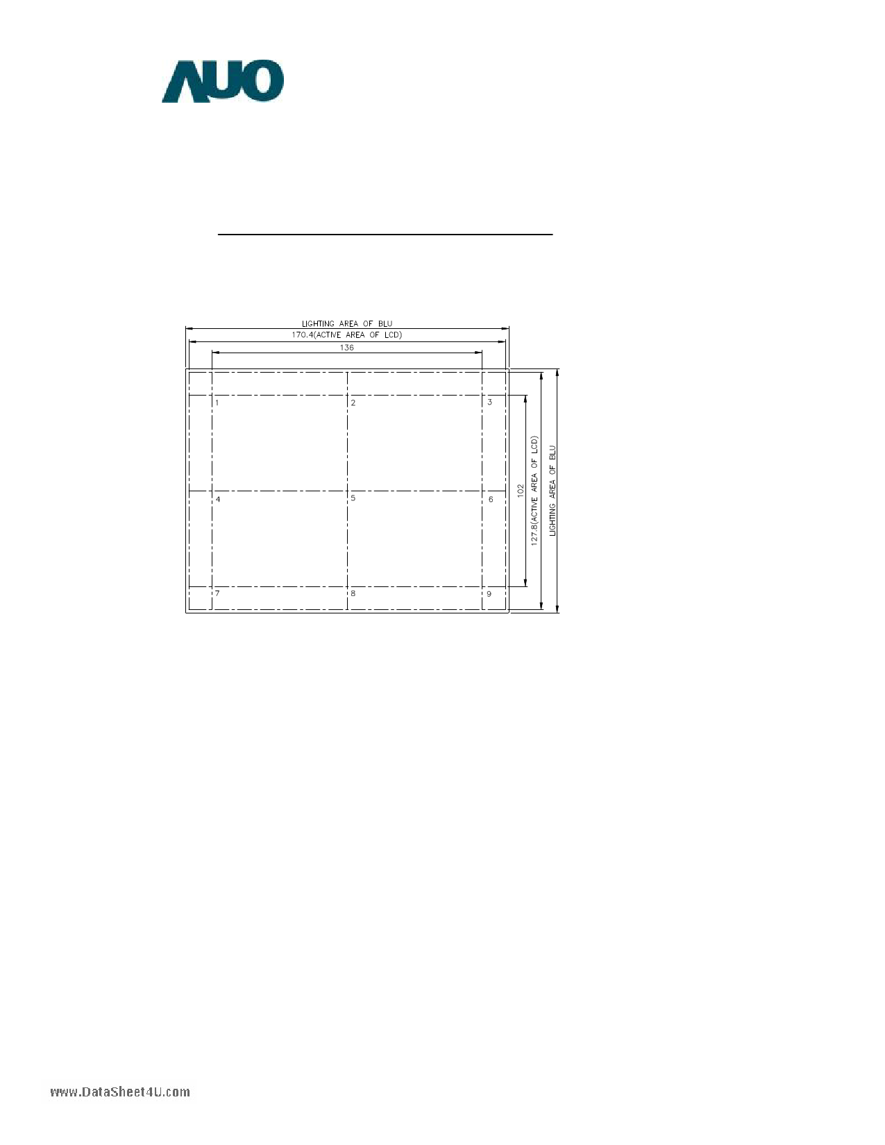 G084SN05-V4 arduino