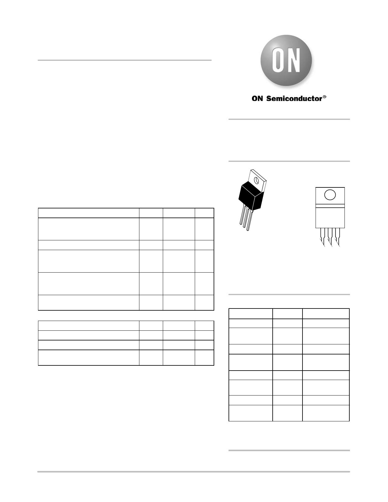 D45H10 Datasheet, D45H10 PDF,ピン配置, 機能