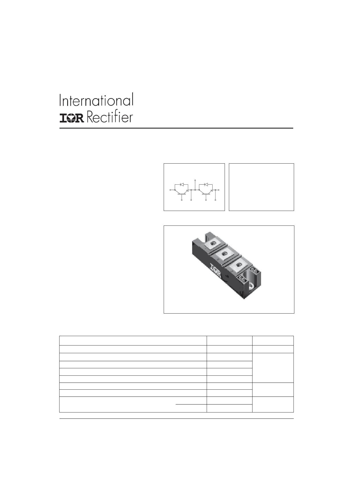 GA200TS60UX datasheet