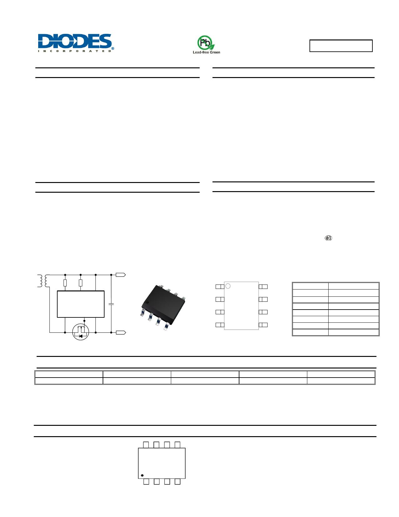 ZXGD3107N8TC datasheet