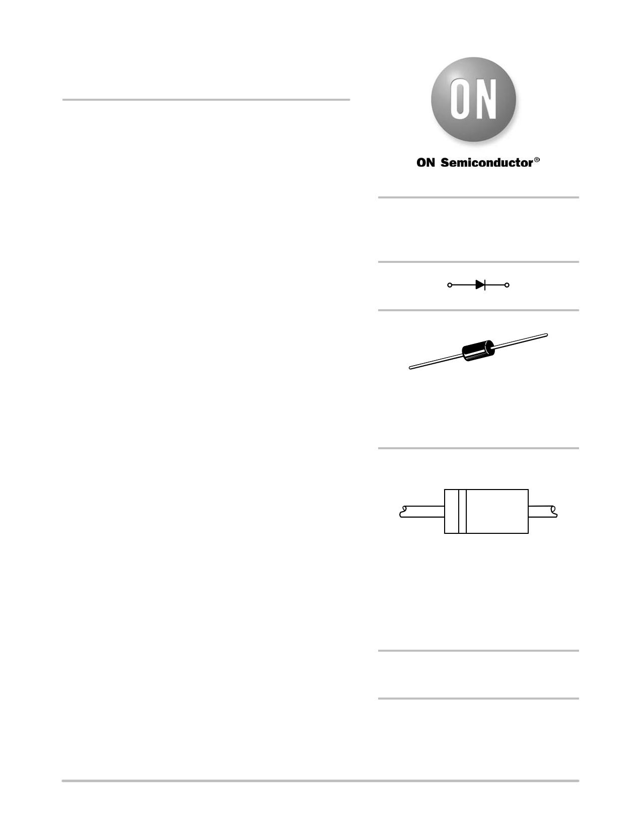 MUR460 datasheet
