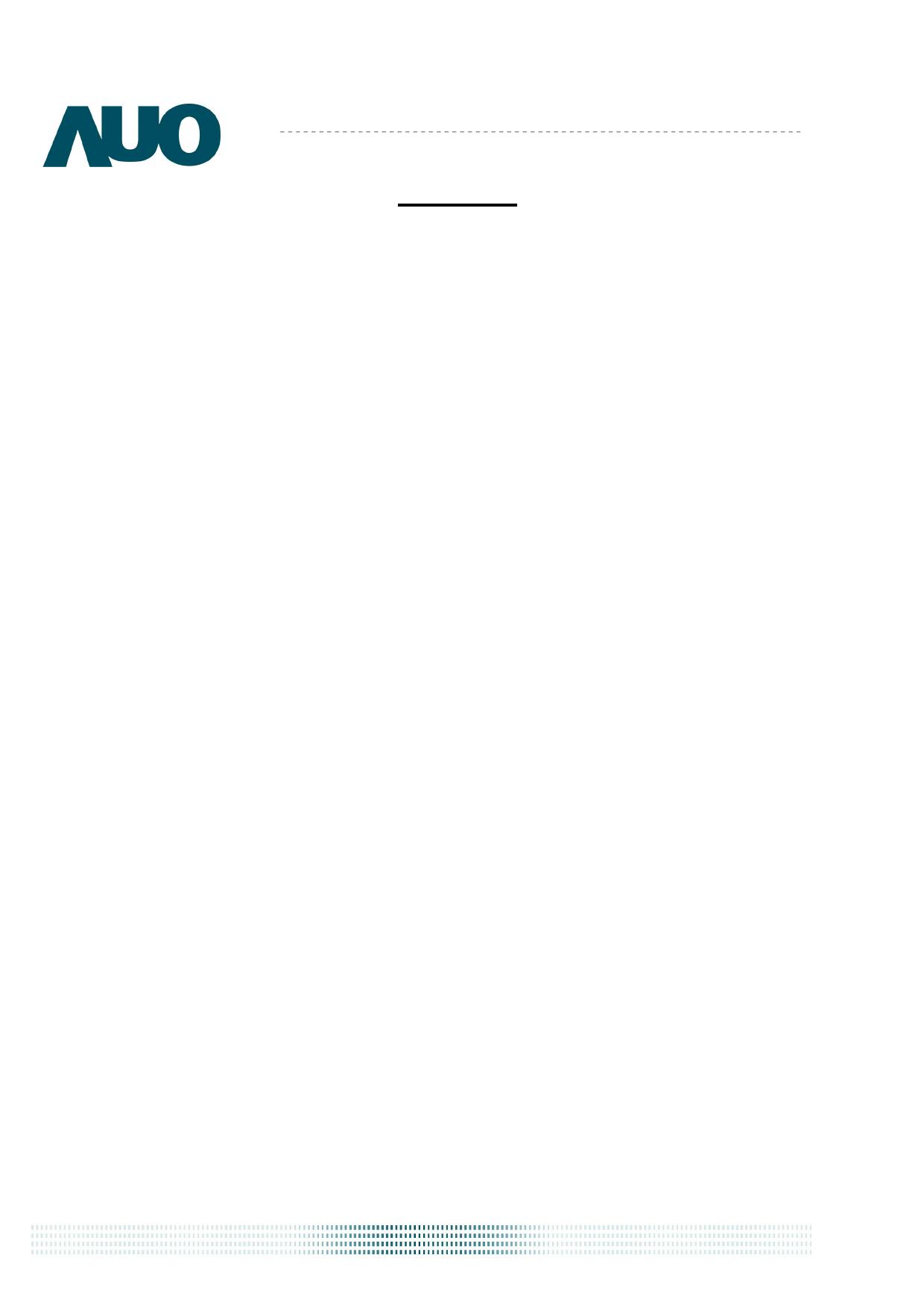 G070VVN01.0 Даташит, Описание, Даташиты