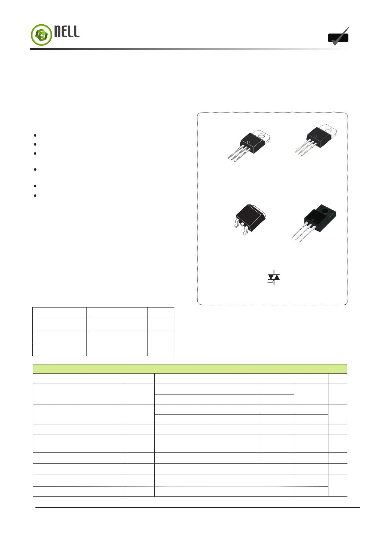 12T Datasheet