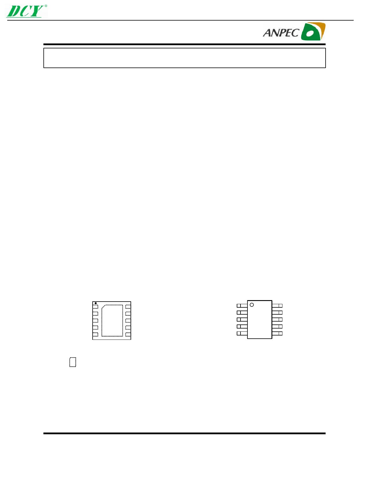 apx9358 数据手册, 描述, 功能
