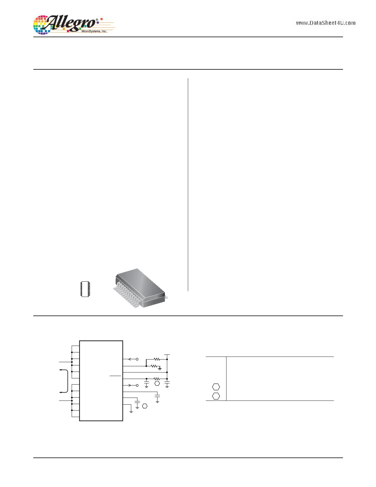 acs709 datasheet pdf pinout fast fault response. Black Bedroom Furniture Sets. Home Design Ideas
