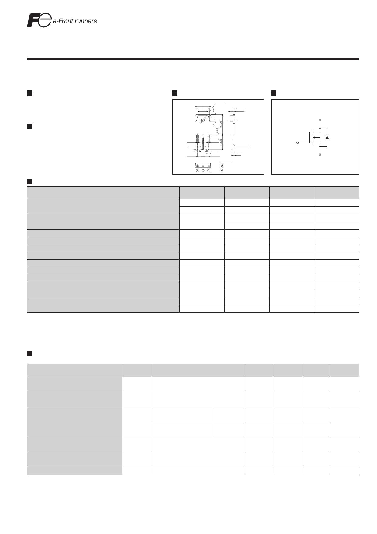FMH47N60S1 دیتاشیت PDF