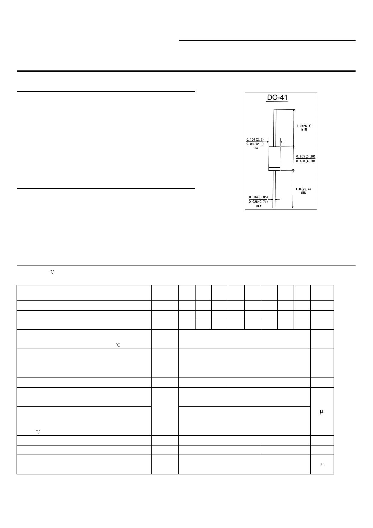 HER105G دیتاشیت PDF
