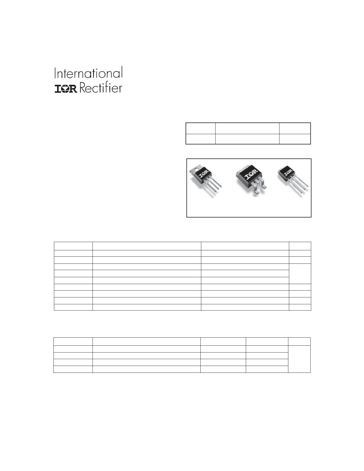 IRL3715SPbF Datasheet, IRL3715SPbF PDF,ピン配置, 機能