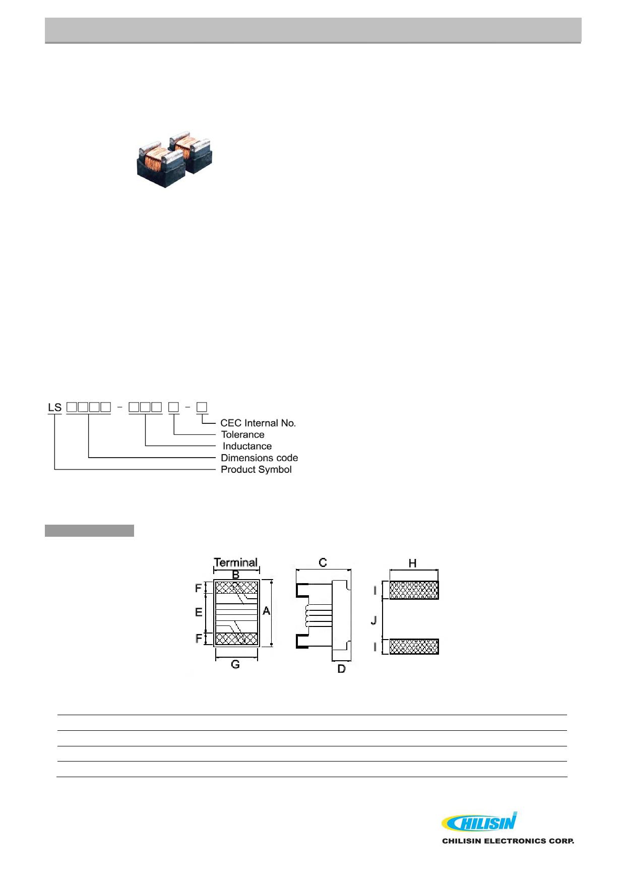 LS0603 데이터시트 및 LS0603 PDF