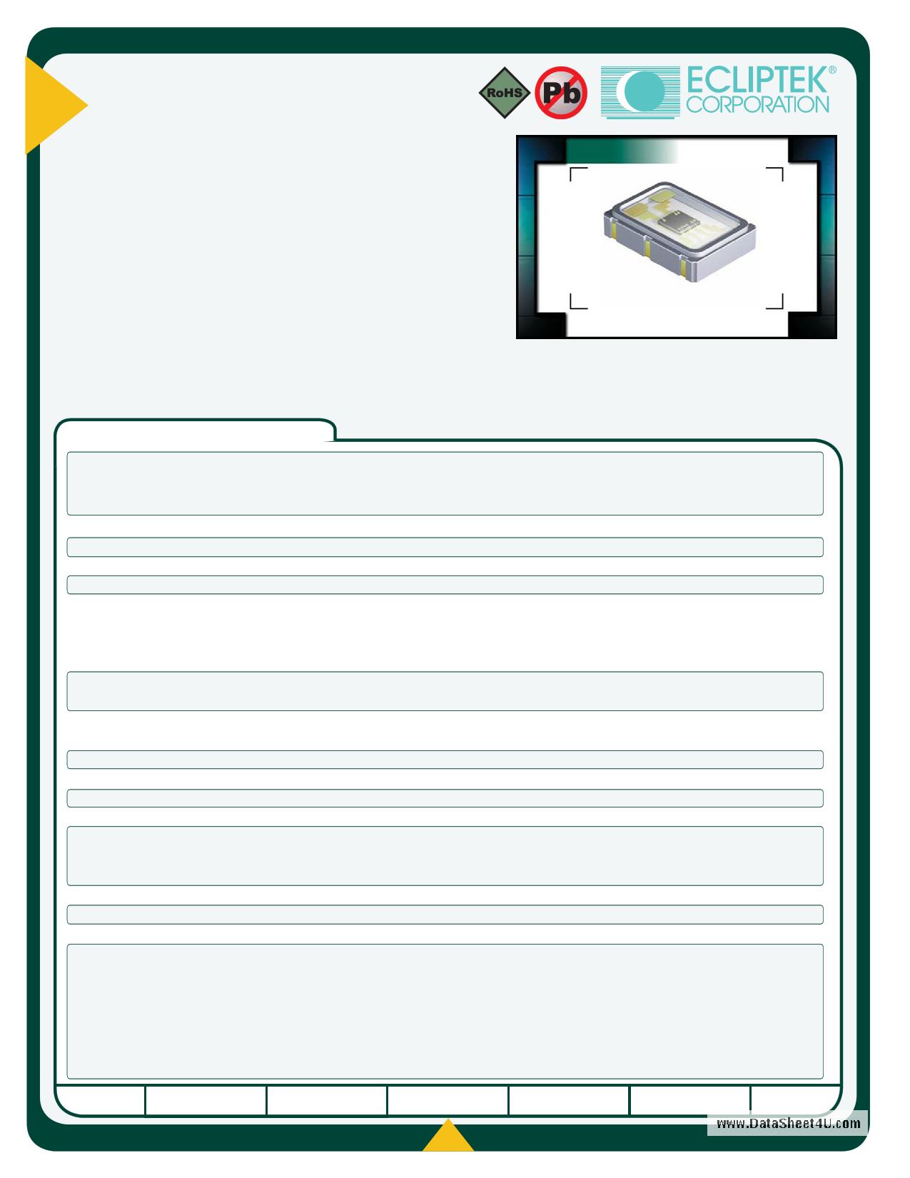 E15C7 دیتاشیت PDF