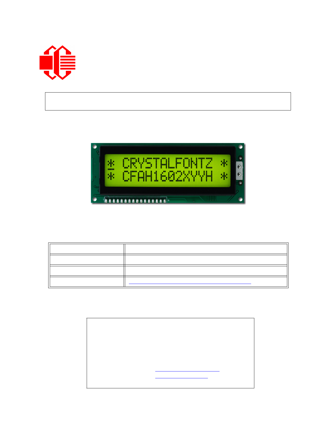Nhd35320240mf22 Controller Board P 2674 furthermore Character Lcd Displays Part 1 furthermore Arduino Lcd Displays Part 1 together with EA LED68X51 A 95086754 together with 1602 Blue Lcd Module Hd44780 16x2 Displays Characters White Backlight. on character lcd displays part 1