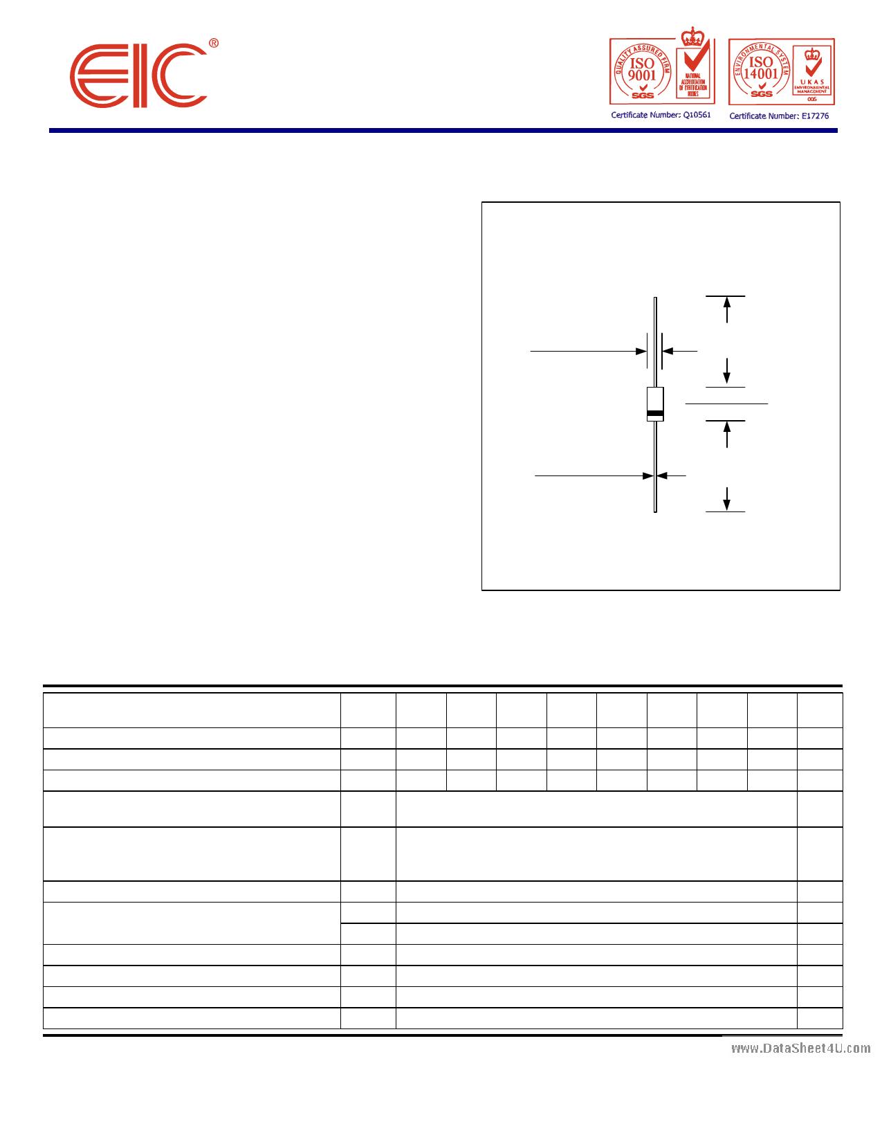 1N4007G Datasheet, 1N4007G PDF,ピン配置, 機能