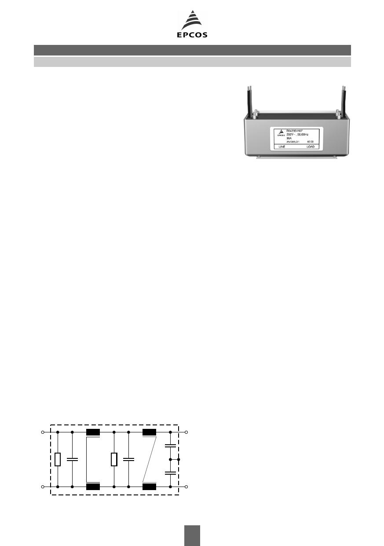 B84299-K65 datasheet
