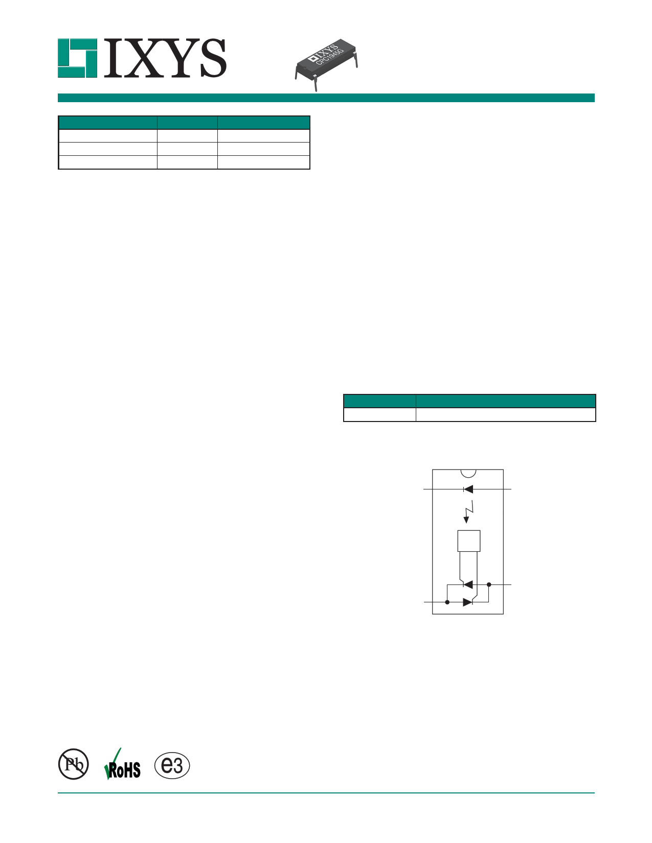 cpc1945g datasheet pdf   pinout
