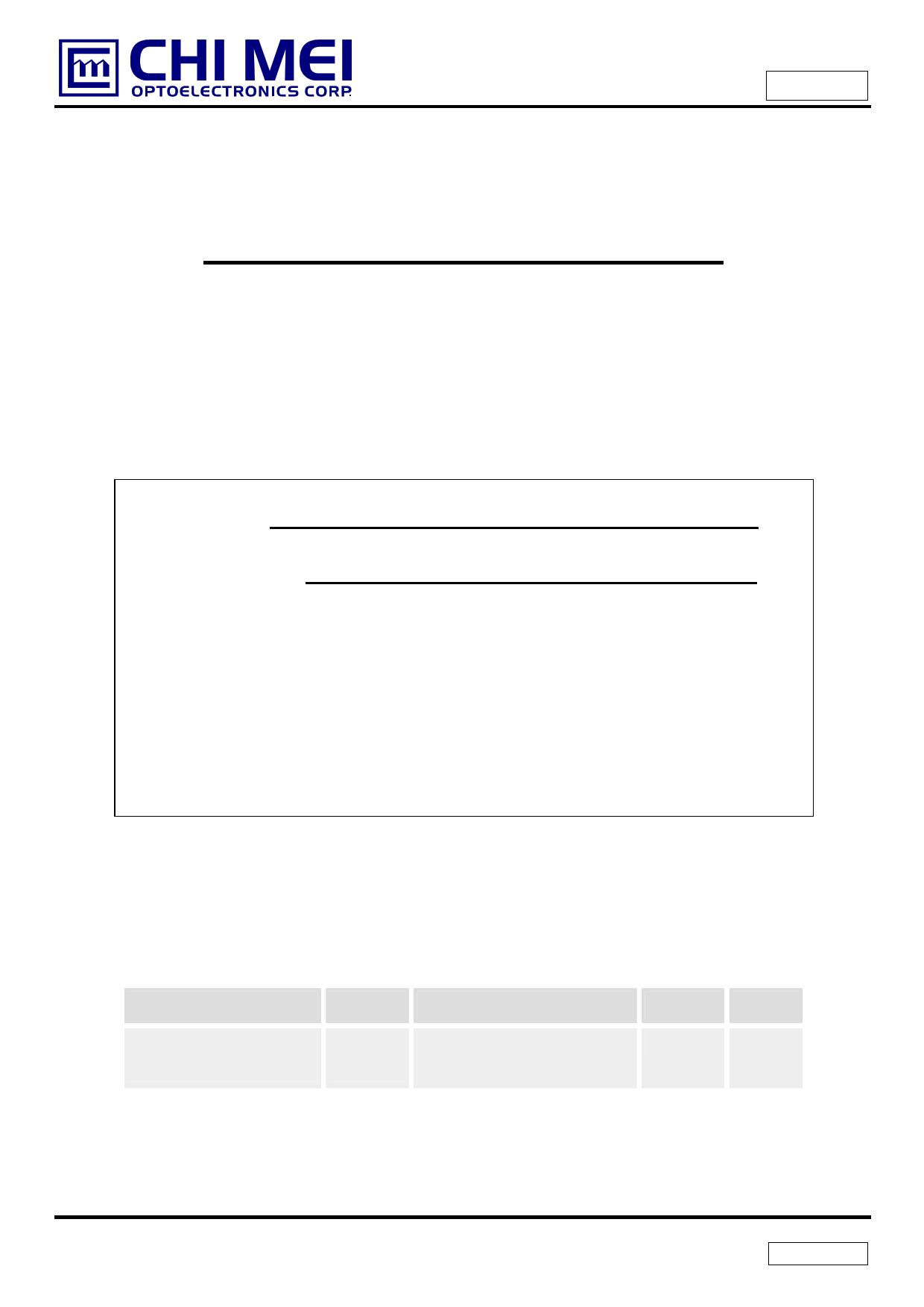 G070Y3-T01 datasheet
