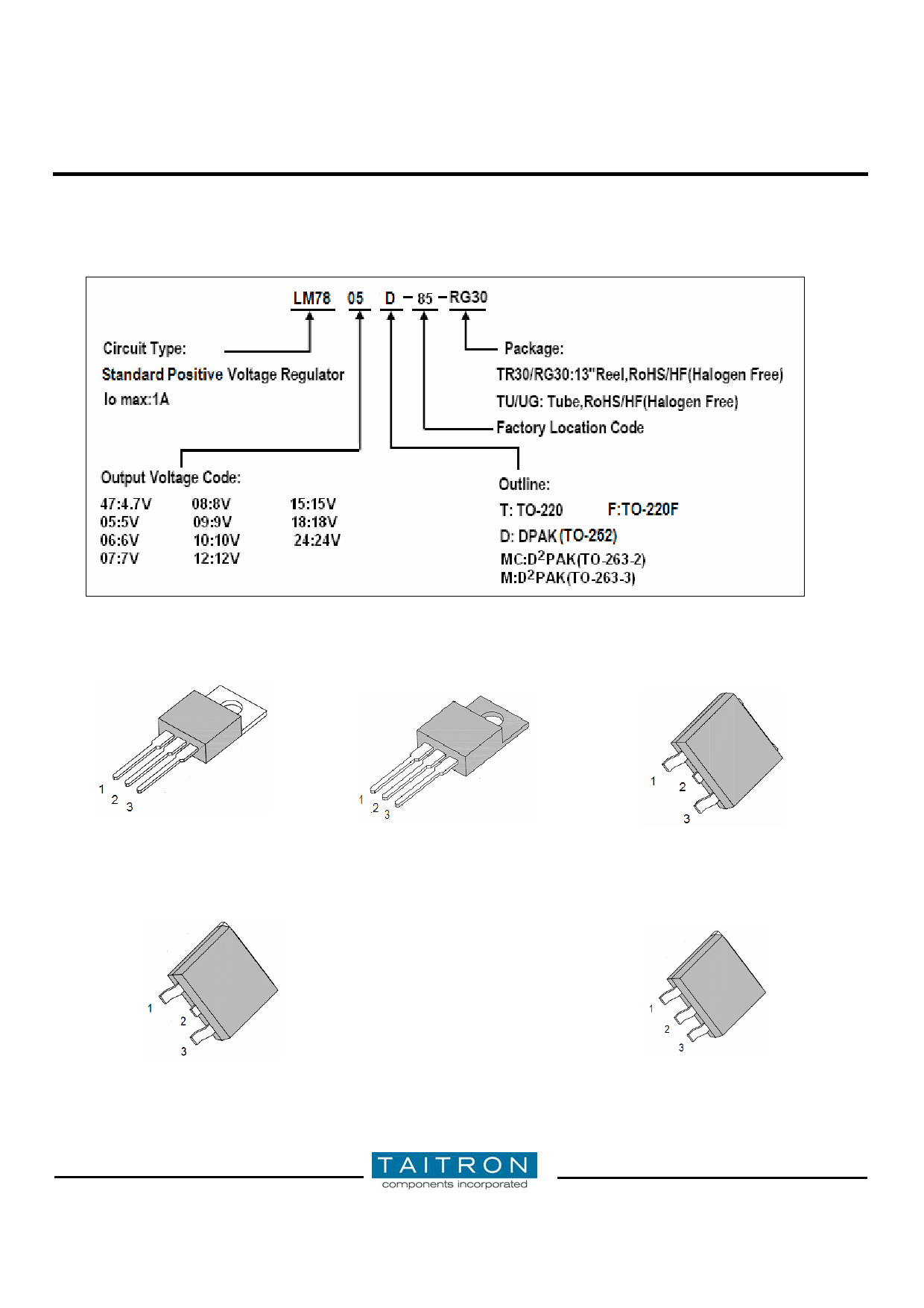 7805 Voltage Regulator Circuit Operation Free Wiring Diagram For You Lm7805 Datasheet Pdf Pinout 1a Standard Positive 12v