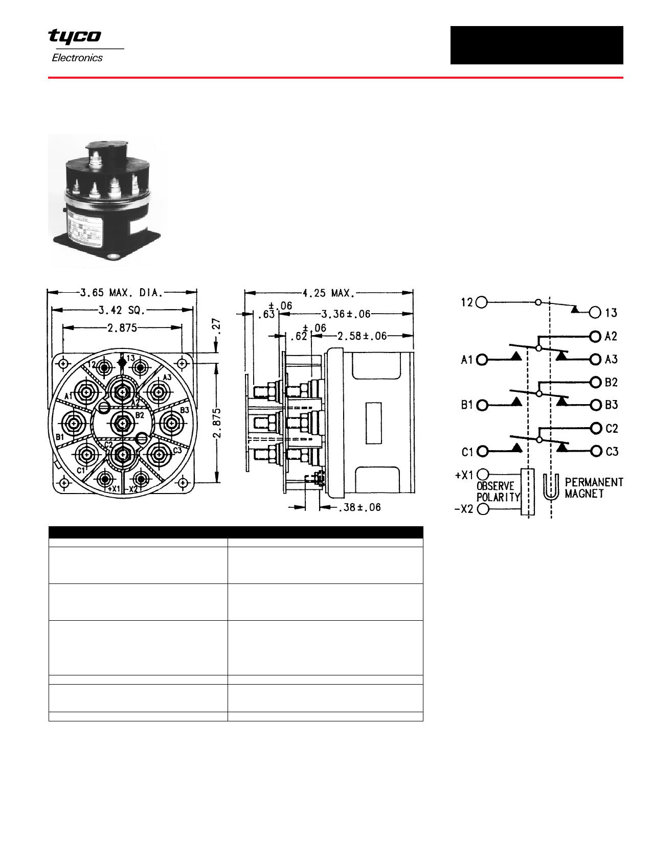 D-25BD دیتاشیت PDF