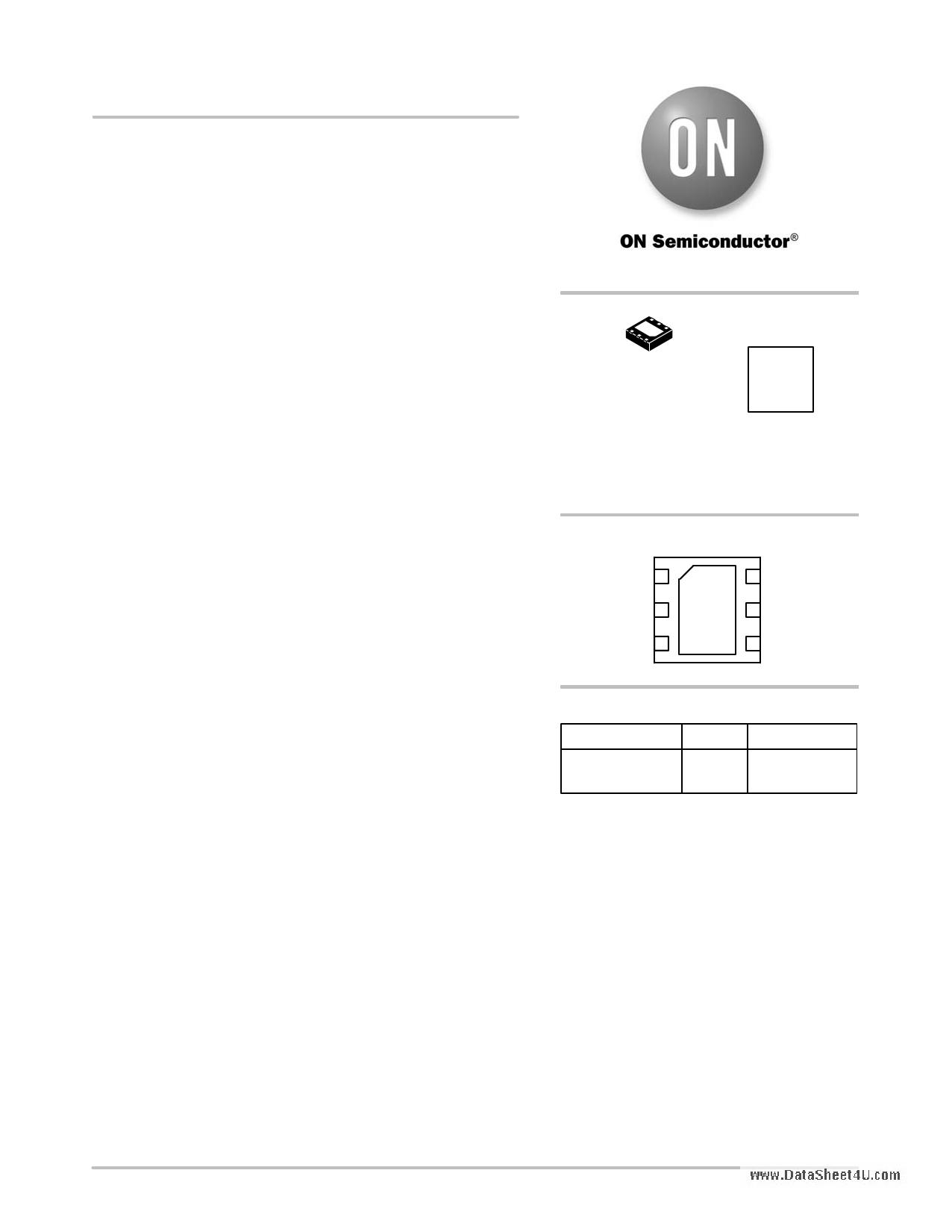 NCP1597A دیتاشیت PDF