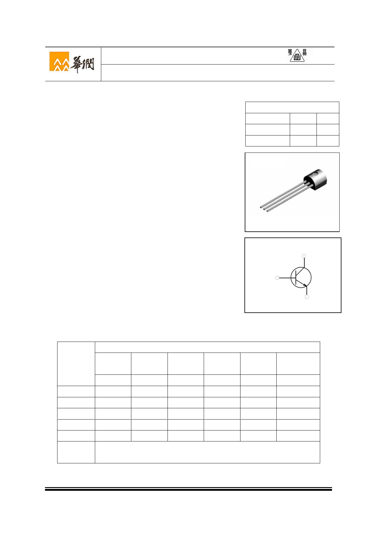 3DD3015A1 Datasheet, 3DD3015A1 PDF,ピン配置, 機能