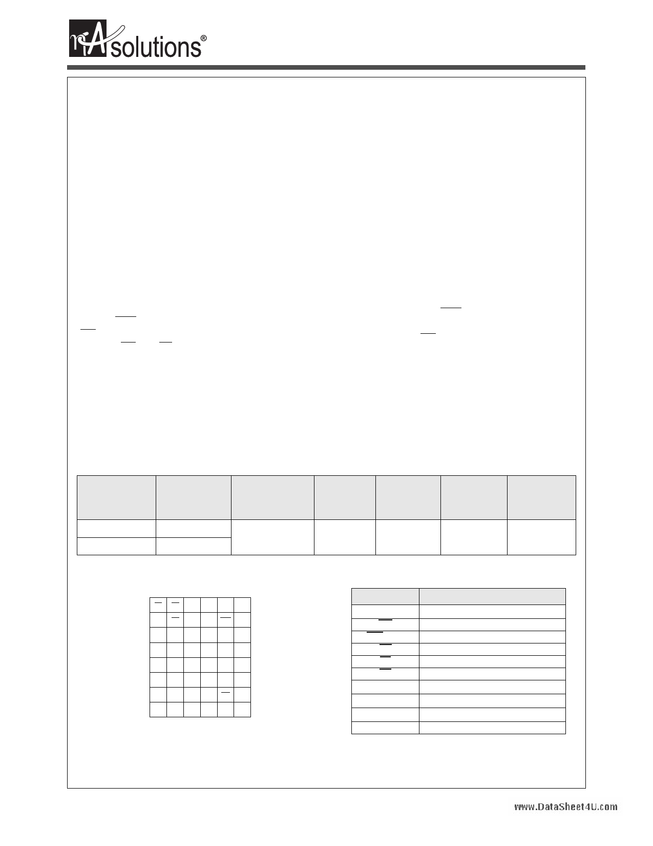 N08M163WL1A دیتاشیت PDF