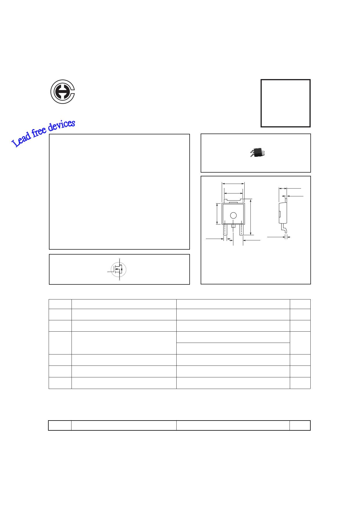 CHM630PAPT دیتاشیت PDF