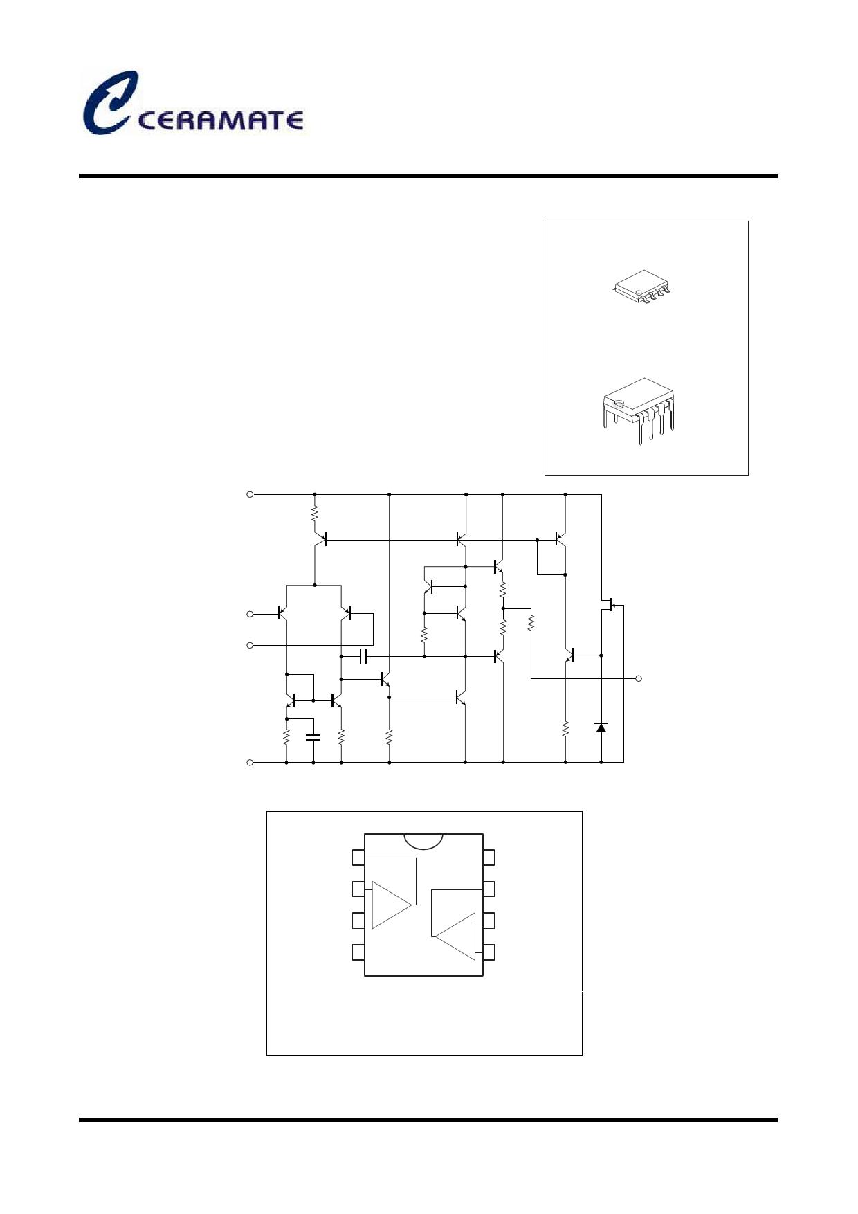 co4558 datasheet pdf   pinout