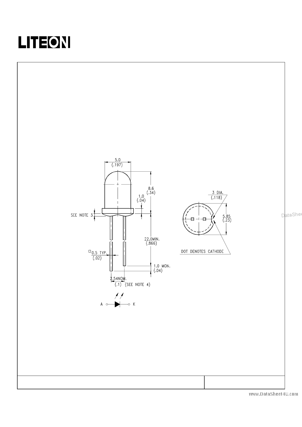 LTE5228A دیتاشیت PDF