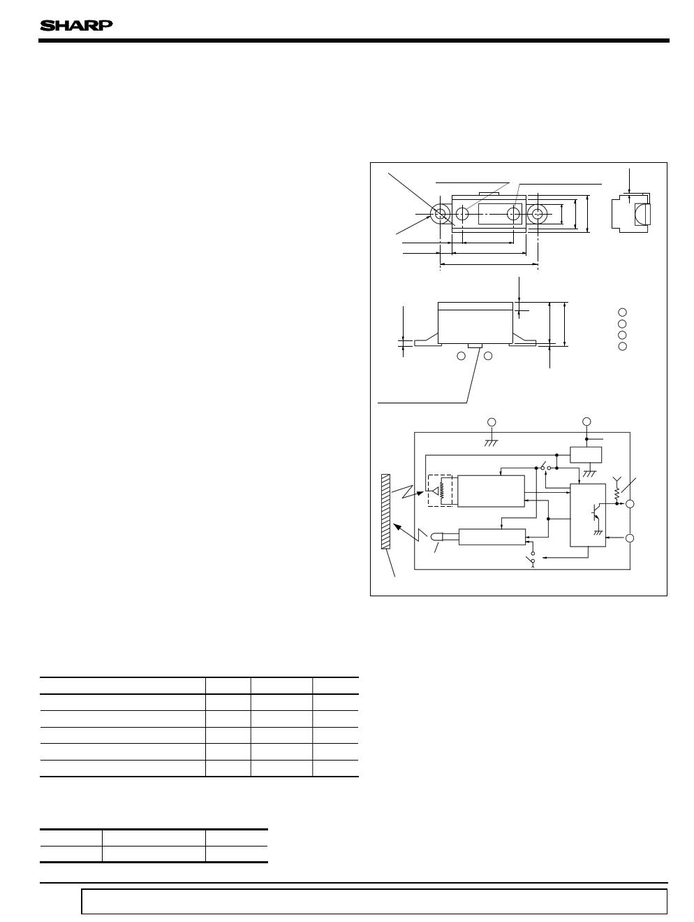 GP2D02 دیتاشیت PDF
