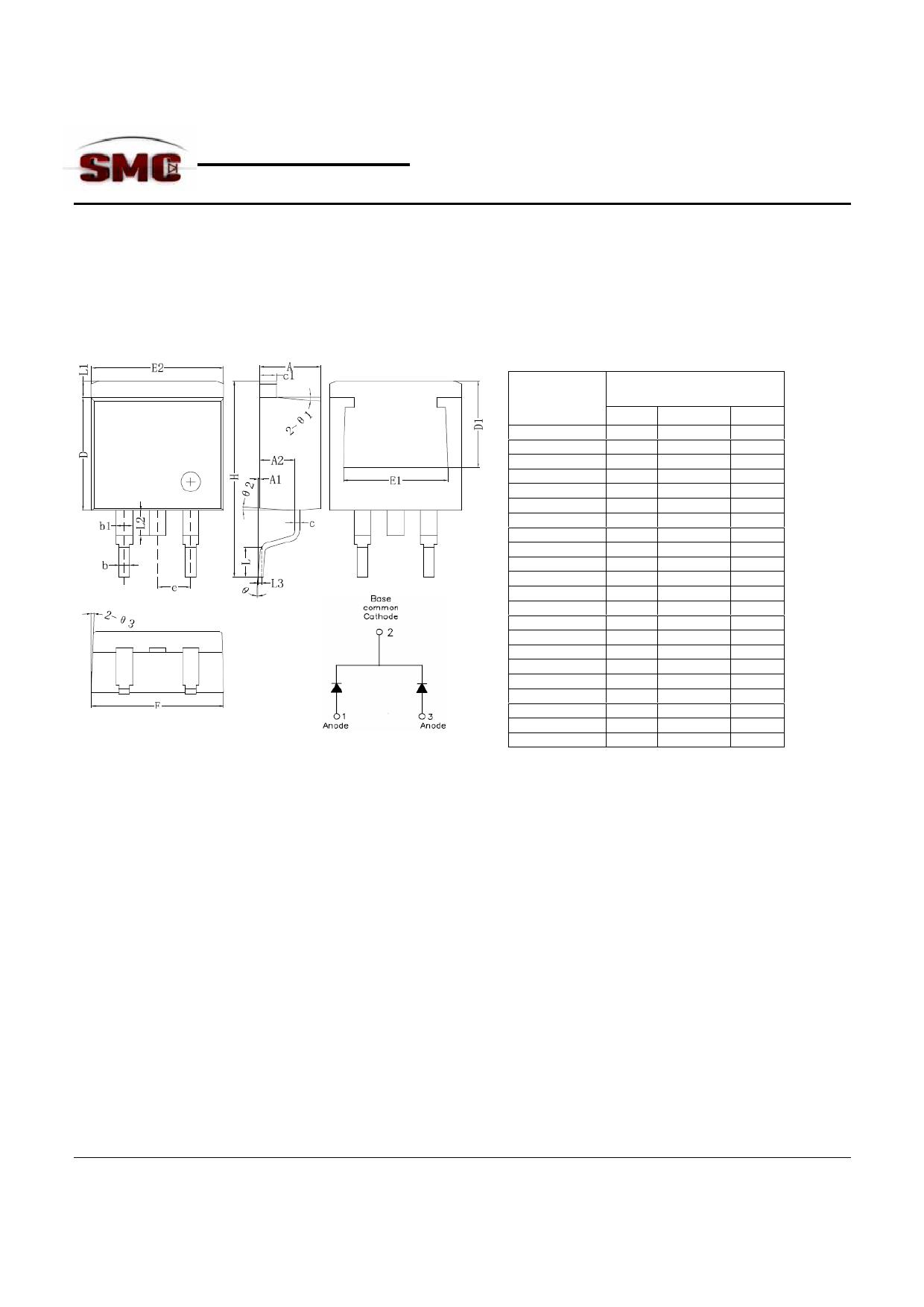 STB10150C pdf, schematic