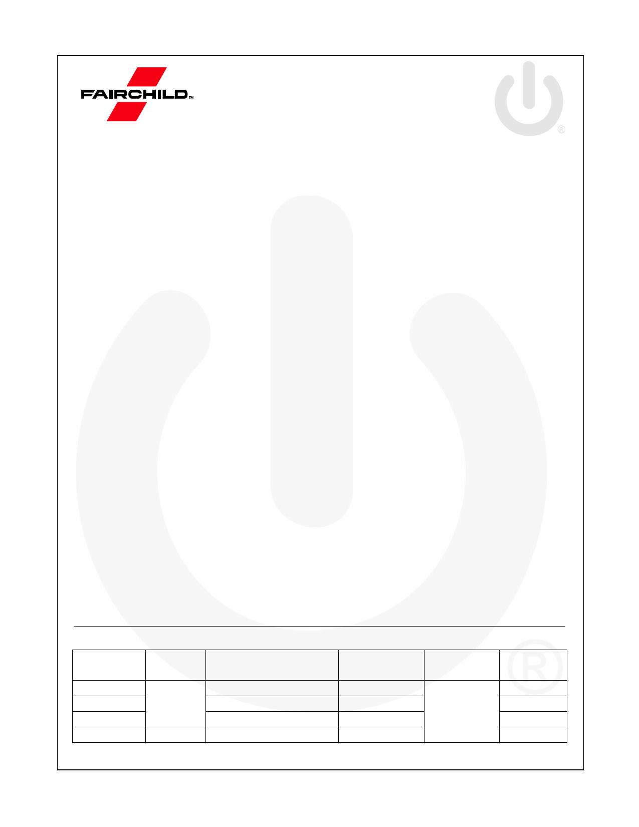 FPF2195 Datasheet